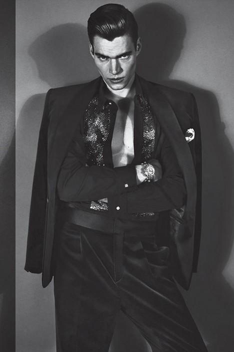 Versace FW 2012 Campaign