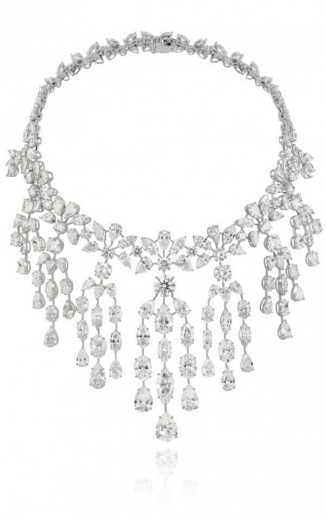 necklace Chopard Red Carpet Collection