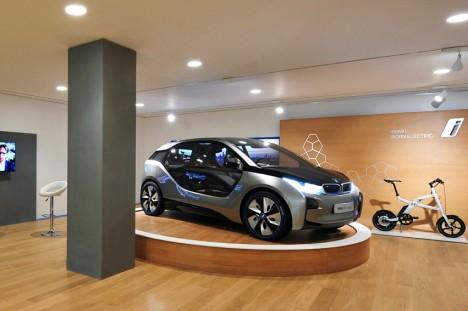 BMW i Store