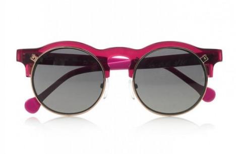 Carven flip-up Anastasie sunglasses