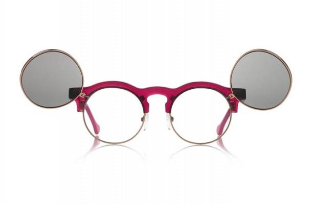 Carven flip-up Anastasie sunglasses photo