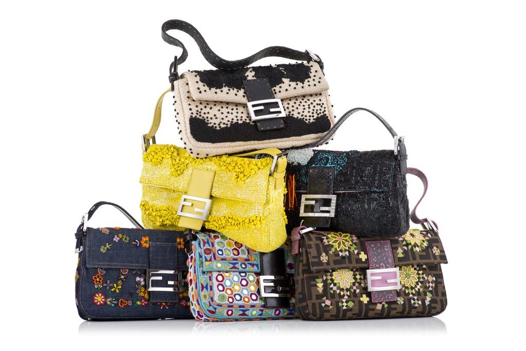 Fendi Baguette Bags
