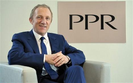 Francois-Henri Pinault