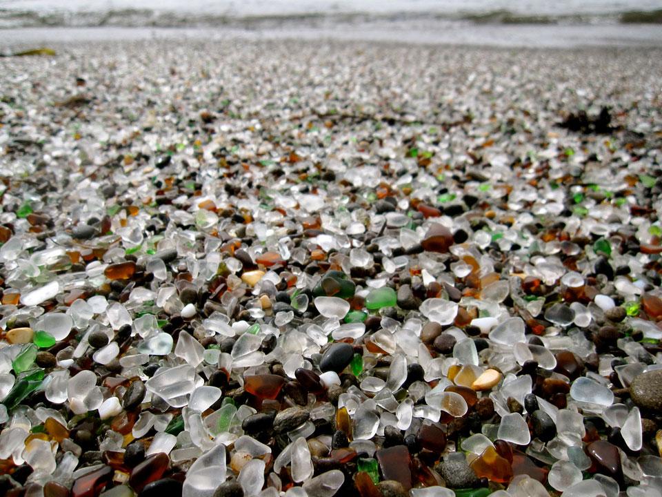 Glass Beach California