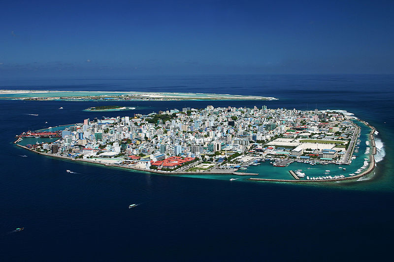Maldives Capital City Male