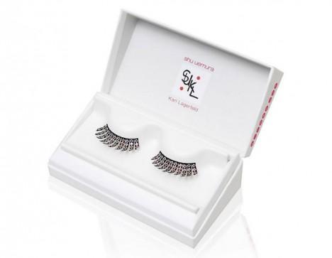 Mon Shu Uemura collection eyelashes