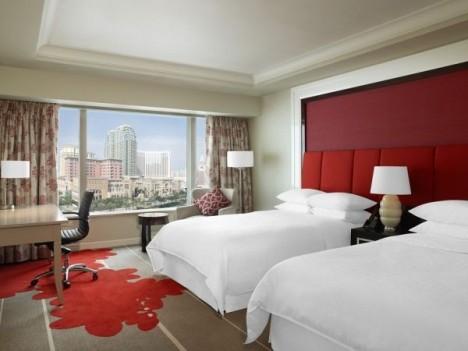 Twin Room Sheraton Macao Hotel