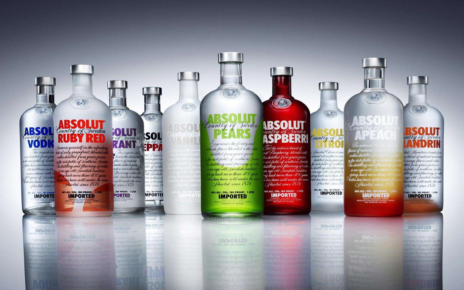 Top 10 Vodka Brands In The World