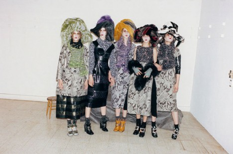Marc Jacobs Fall/Winter 2012 Campaign