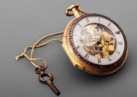 China last emperor pocket watch
