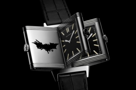 Jaeger-LeCoultre Reverso Watch The Dark Knight Rises