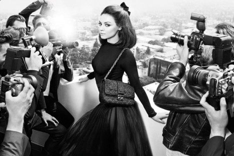 Miss Dior Fall Winter 2012 Campaign