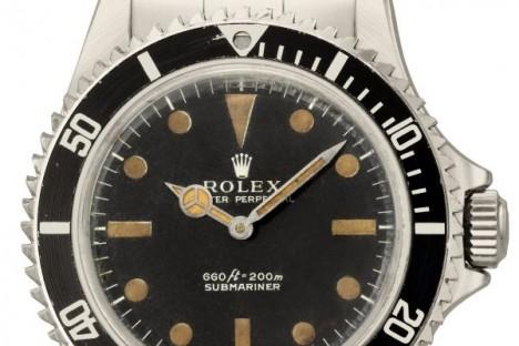 Rolex Submariner Roger Moore