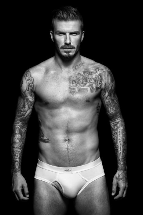 Campaign H&M Underwear FW 2012
