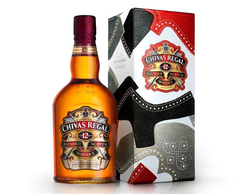 Chivas Regal by Tim Little