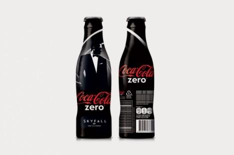 CocaCola Zero James Bond