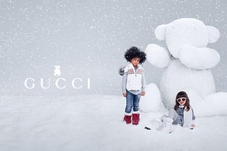 Gucci Fall  Winter 2012 Children Collection