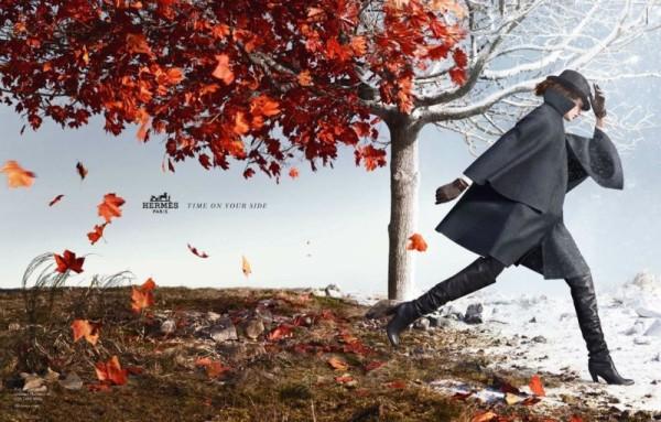 Hermès Fall 2012 Campaign