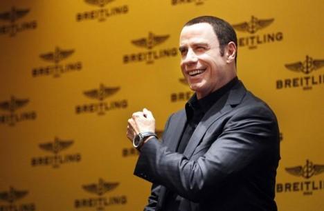 John Travolta Breilting