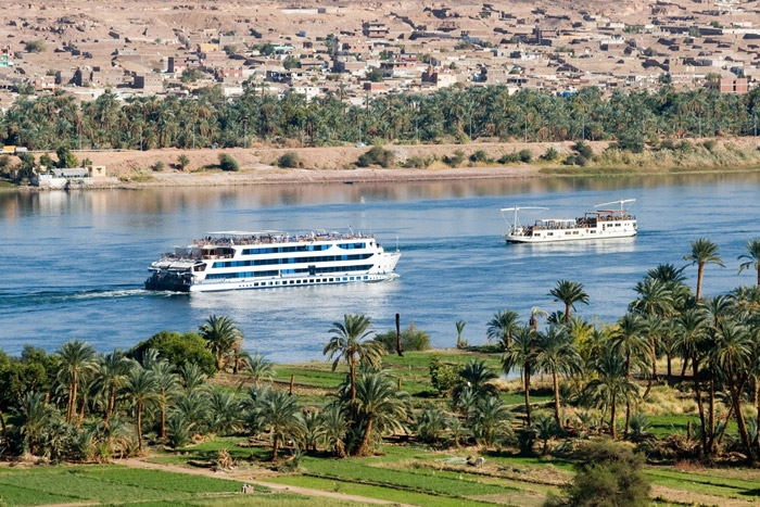River Nile cruise