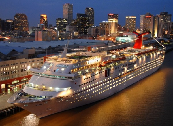 cruise ship Fantasy New Orleans
