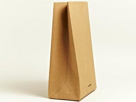 jil sander paper bag