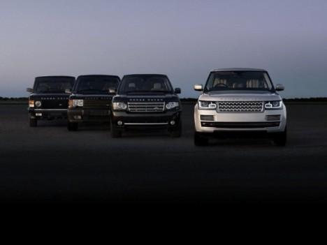 next-generation Range Rover