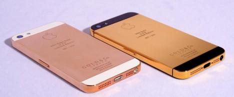 24 Karat Gold iPhone5