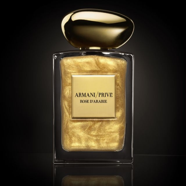 Armani Rose d'Arabie fragrance