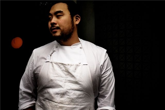 Chef David Chang of Momofuku