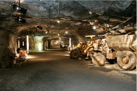 Finland mine