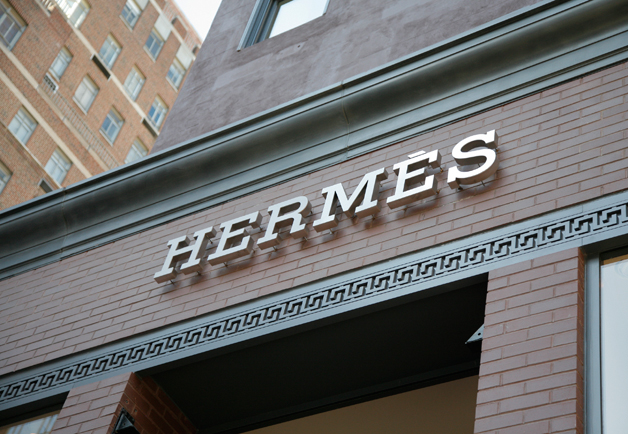 Hermes Store New York Madison Avenue