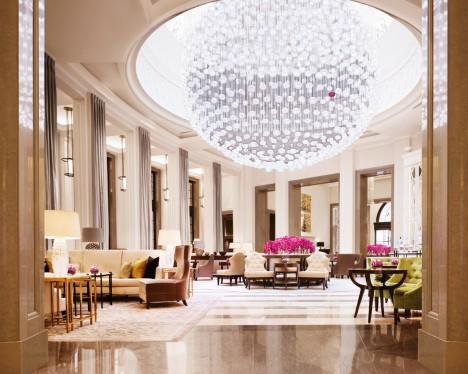 Lobby Lounge Corinthia Hotel London