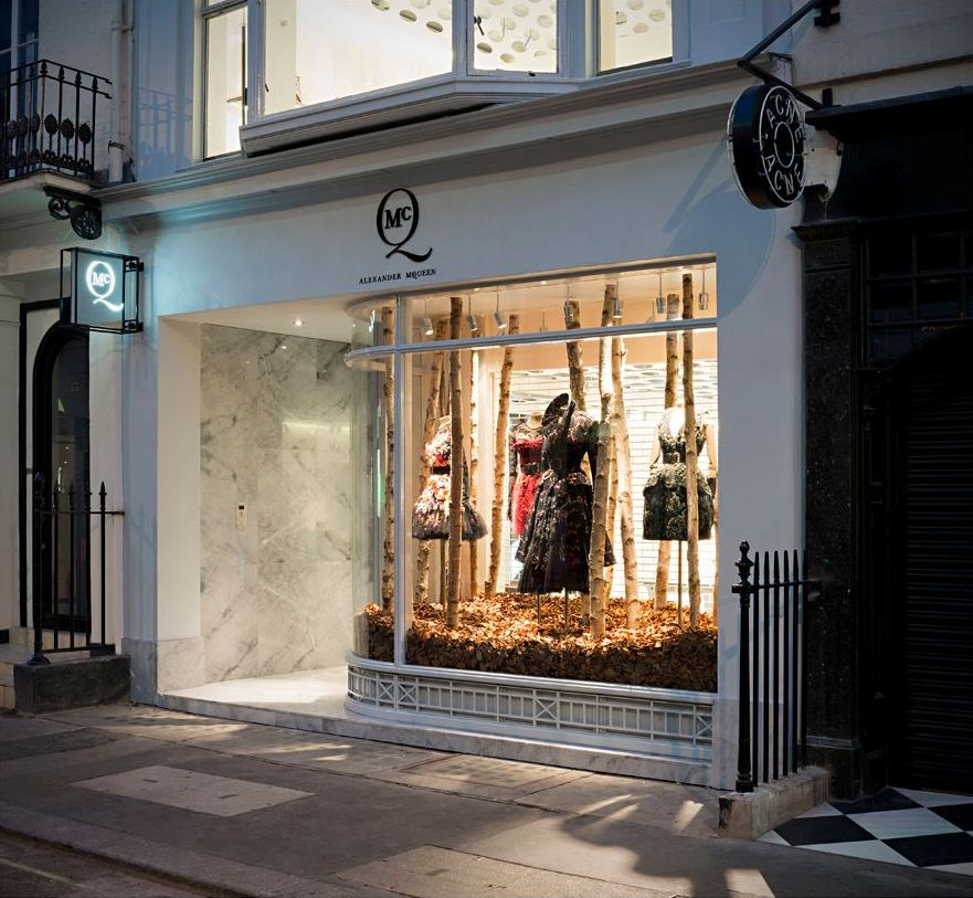 McQ Alexander MacQueen London Flagship Store