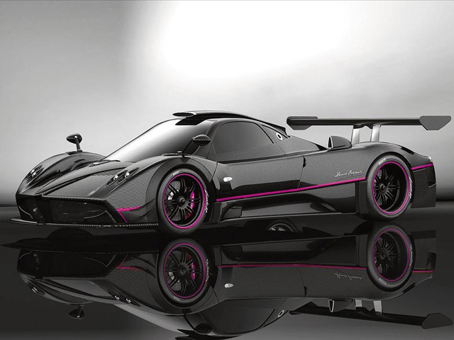 Pagani will end Zonda production with 764 Pione