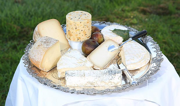 world s most expensive cheese platter