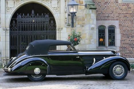1936 Mercedes 540K