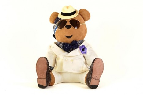 2012 Pudsey Bear Tom Ford