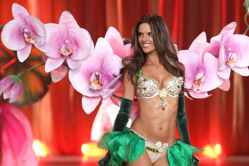 2012 Victoria's Secret Fashion Show in New York