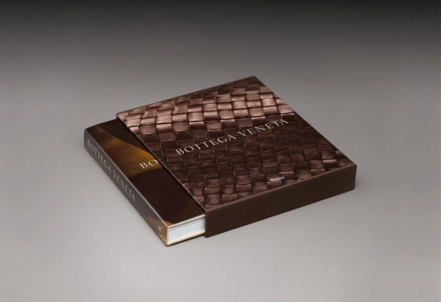 Bottega Veneta book limited edition