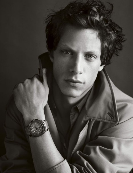 Britain watches collection campaign Burberry