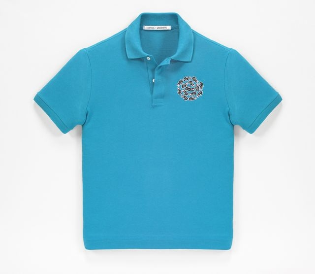 Holiday collector men polo Lacoste