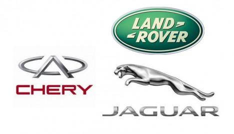 Jaguar Land Rover Chery