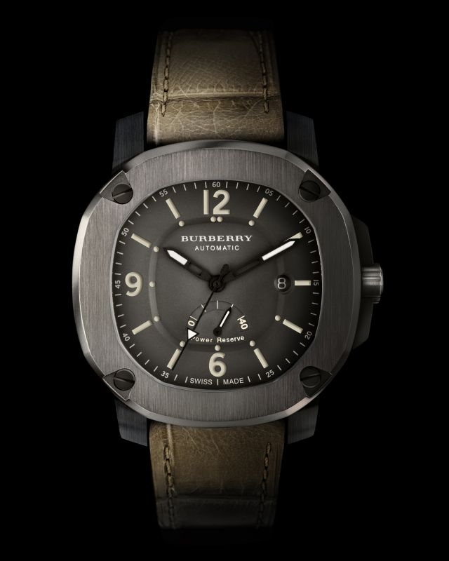 POWER RESERVE AUTOMATIC BBY1000 burberry