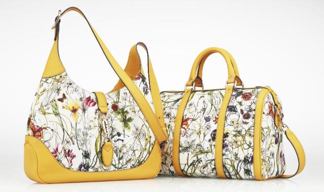 Singapore Gucci Flora Handbags