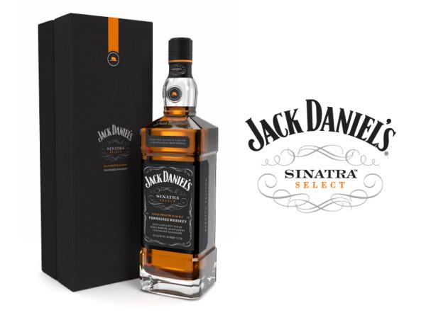 Whiskey Jack Daniels Sinatra Select