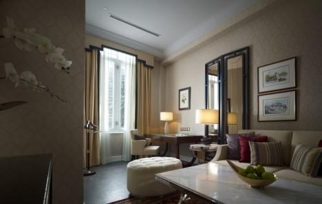 Wing suite Majestic Hotel in Kuala Lumpur