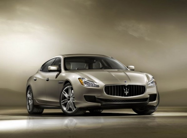 2014 Maserati Quattroporte Preview