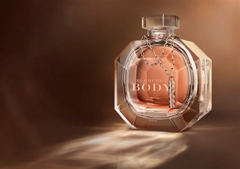 Burberry Body Crystal Baccarat Edition