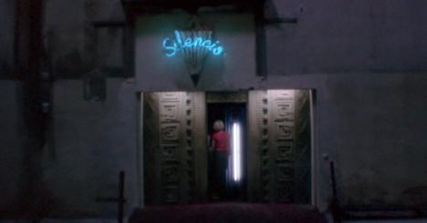 Club Silencio Mulholland Drive